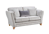 Athena 2 Seater Formal Back Sofa 2 Seater Sofas- KC Sofas
