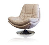 Walton Axis Swivel Chair Swivel Chair- KC Sofas