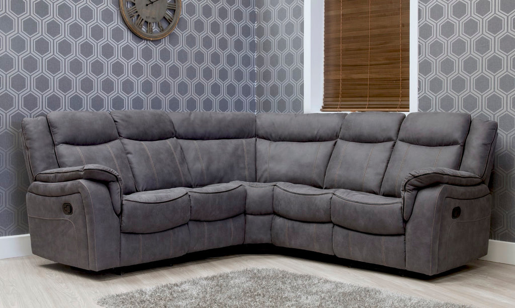 Brooklyn 2C2 Manual Reclining Corner Sofa