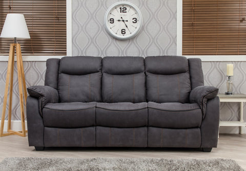 Brooklyn 3 Seater Static Sofa