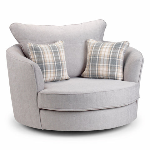 Burns Swivel Chair Swivel Chairs- KC Sofas