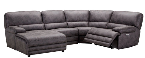 Ferndale RHF Power Reclining Corner Chaise Sofa