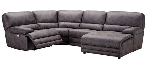Ferndale LHF Power Reclining Corner Chaise Sofa