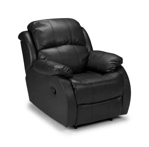 Valetta Electric Reclining Bonded Leather Chair