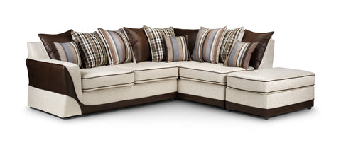 Casablanca Right Hand Corner Sofa Corner Sofas- KC Sofas