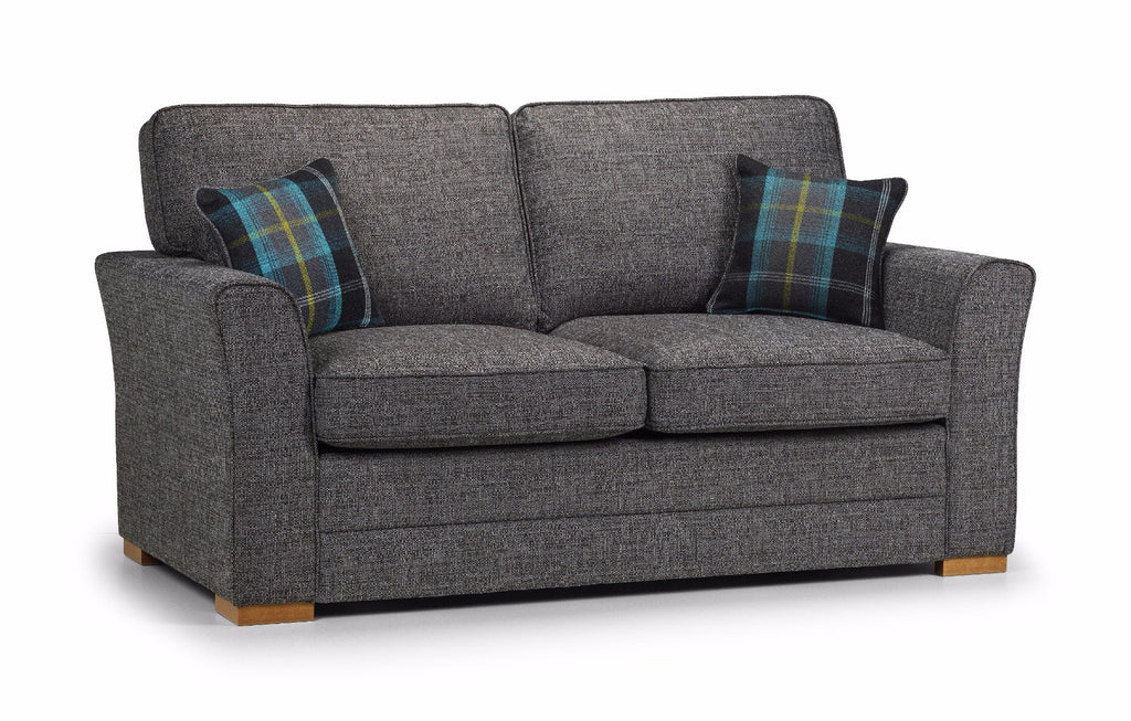 Chilli 2 Seater Formal Back Sofa 2 Seater Sofas- KC Sofas