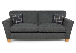 Lucy 3 Seater Formal Back Sofa 3 Seater Sofas- KC Sofas