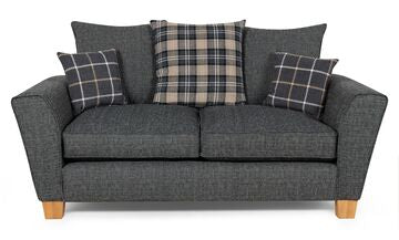 Lucy 2 Seater Pillow Back Sofa 2 Seater Sofas- KC Sofas