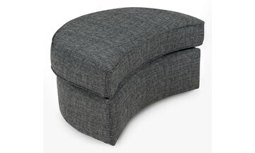 Lucy Moon Footstool Footstools- KC Sofas