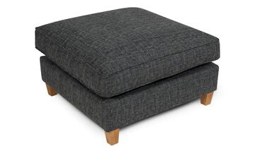 Lucy Chaise Footstool Footstools- KC Sofas