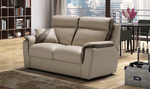Device 3 Seater (2 Cushion) Sofa 3 Seater Sofas- KC Sofas
