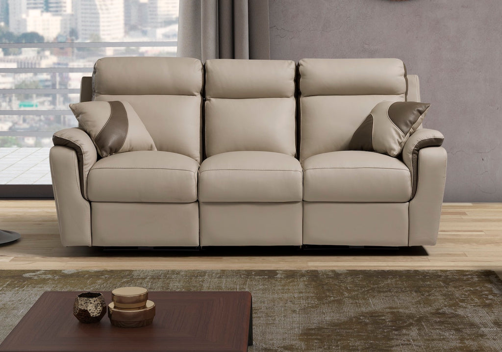 Device 3 Seater (3 Cushion) Sofa 3 Seater Sofas- KC Sofas
