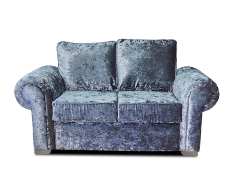 Angelica Glitz 2 Seater Formal Back Sofa 2 Seater Sofas- KC Sofas
