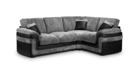 Dakota Right Hand Corner Sofa Corner Sofas- KC Sofas