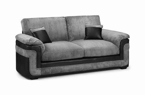 Dakota 3 Seater Sofa 3 Seater Sofas- KC Sofas