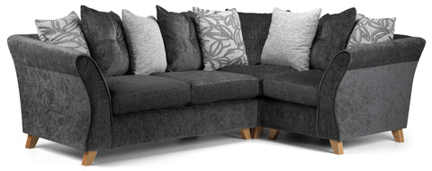 Elegance Right Hand Corner Sofa Corner Sofas- KC Sofas
