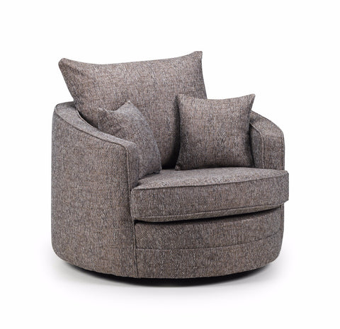 Miami Swivel Chair Swivel Chairs- KC Sofas
