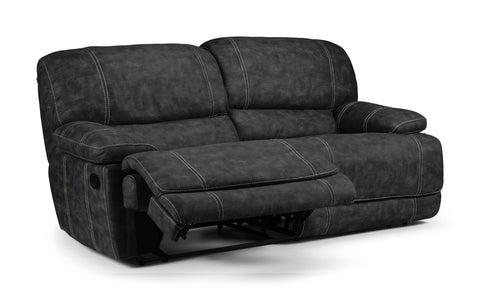 Glamorgan Manual 3 Seater Reclining Sofa 3 Seater Sofas- KC Sofas