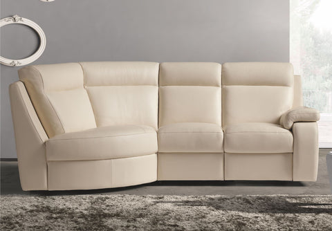 Harry 3 Seater Maxi Left Hand Chaise Sofa Chaise Sofas- KC Sofas