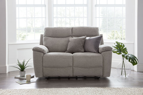 Hampton 2 Seater Electric Reclining Sofa