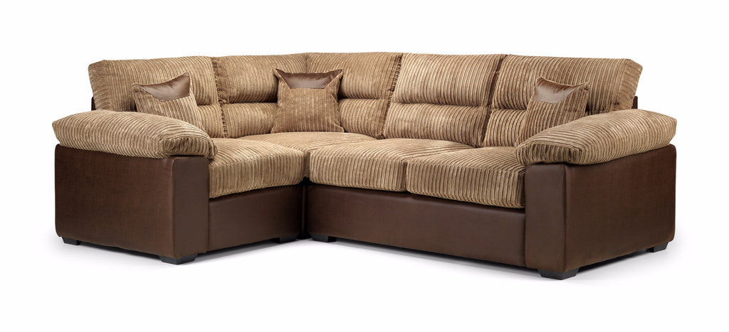 Hollow Left Hand Corner Sofa