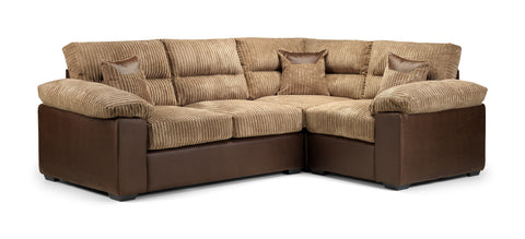 Hollow Right Hand Corner Sofa