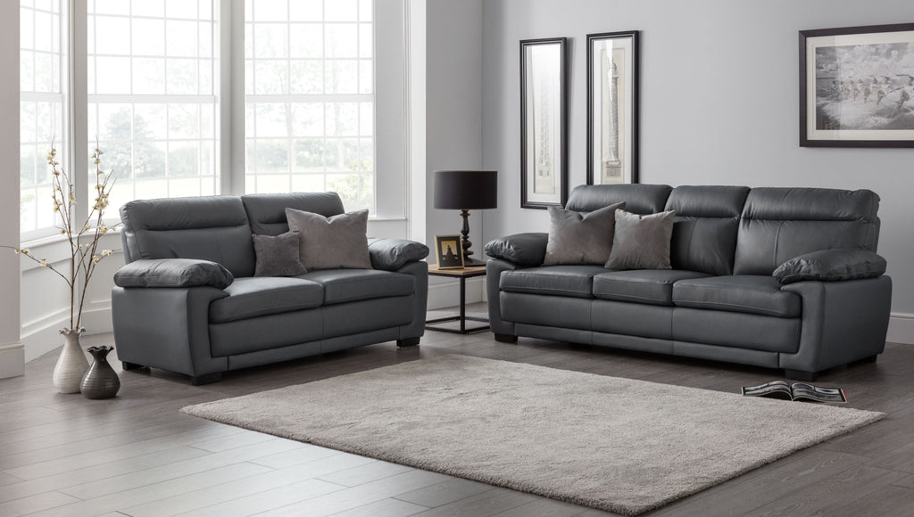Hugo 3 Seater & 2 Seater Sofa Set