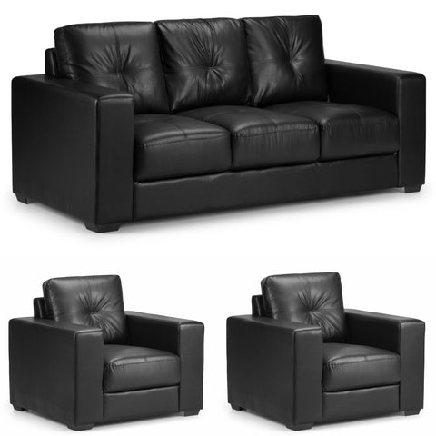 Olivia 3 Seater & 2 Chairs Sofa Set