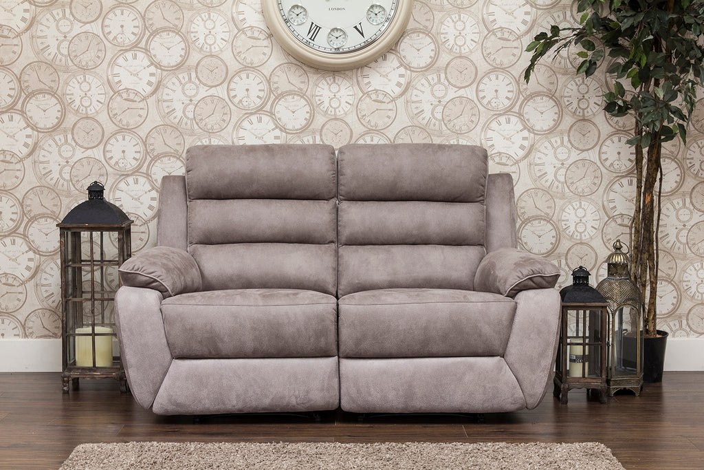 Urban Power Reclining 2 Seater Sofa