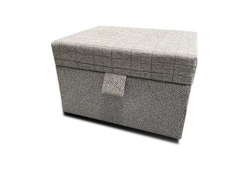 Bentley Storage Footstool Chairs- KC Sofas