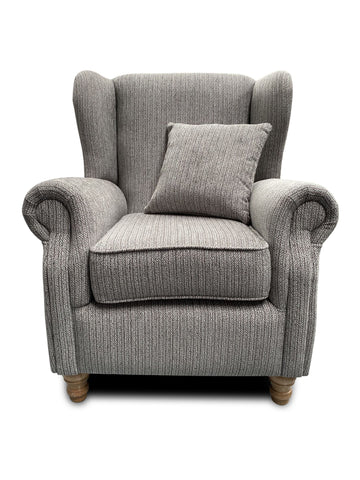Bentley Debbie High Back Chair Chairs- KC Sofas