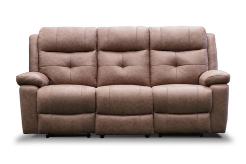 Monty 3 Seater Manual Reclining Sofa