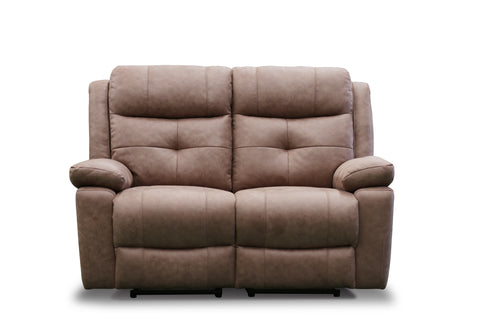 Monty 2 Seater Manual Reclining Sofa