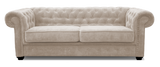 Imperial 3 Seater Sofa Bed Sofa Beds- KC Sofas