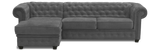 Imperial Left Hand Corner Sofa Bed Sofa Beds- KC Sofas