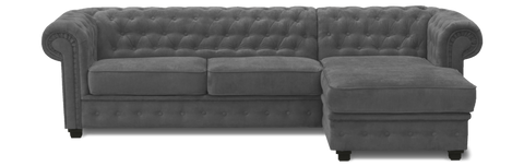 Imperial Right Hand Corner Sofa Chaise Sofas- KC Sofas