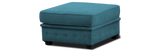 Imperial Footstool Footstools- KC Sofas
