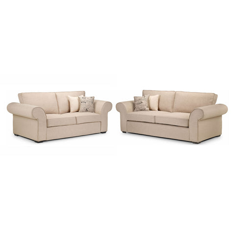 Lisbon 2 Seater & 3 Seater Sofa Set