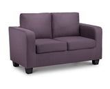 Maxwell 2 Seater Fabric Sofa