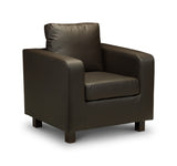 Maxwell Faux Leather Chair