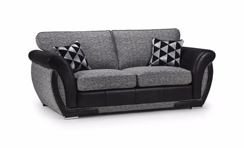 Shannon 2 Seater Formal Back Sofa