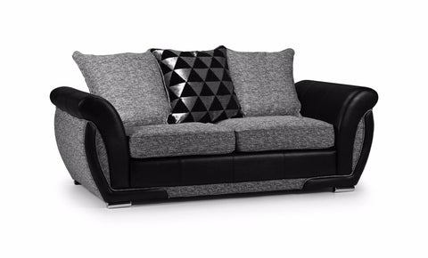 Shannon 2 Seater Pillow Back Sofa