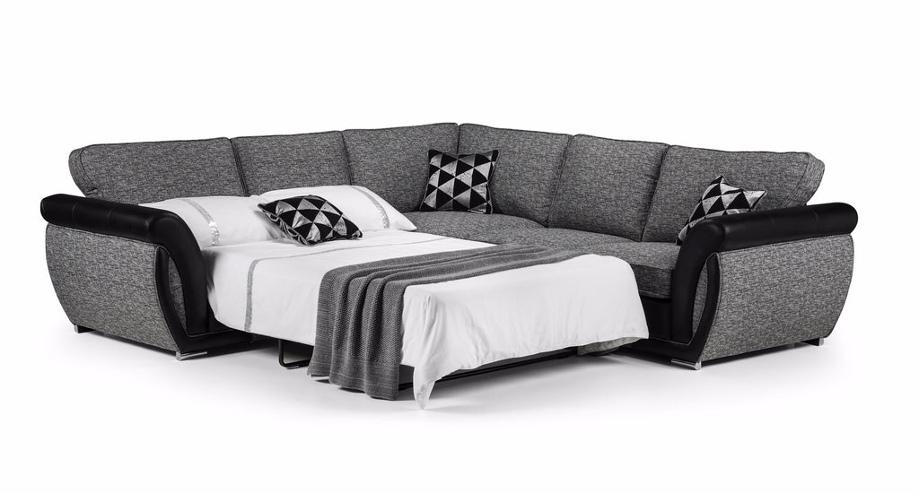 Shannon Large Formal Back Corner Sofa Bed