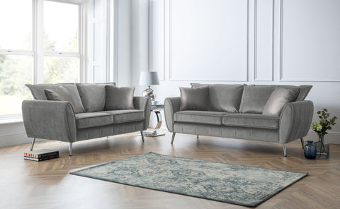 Milano 3 Seater & 2 Seater Sofa Set