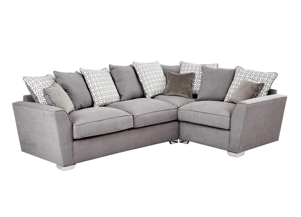 Fantasia (R2C, L2) Right Hand Facing Pillow Back Corner Sofa