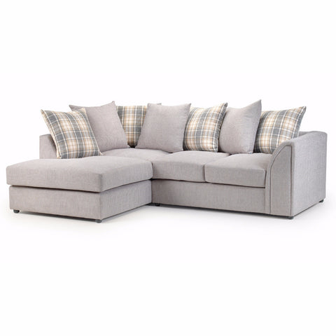 Burns Left Hand Corner Sofa Corner Sofas- KC Sofas