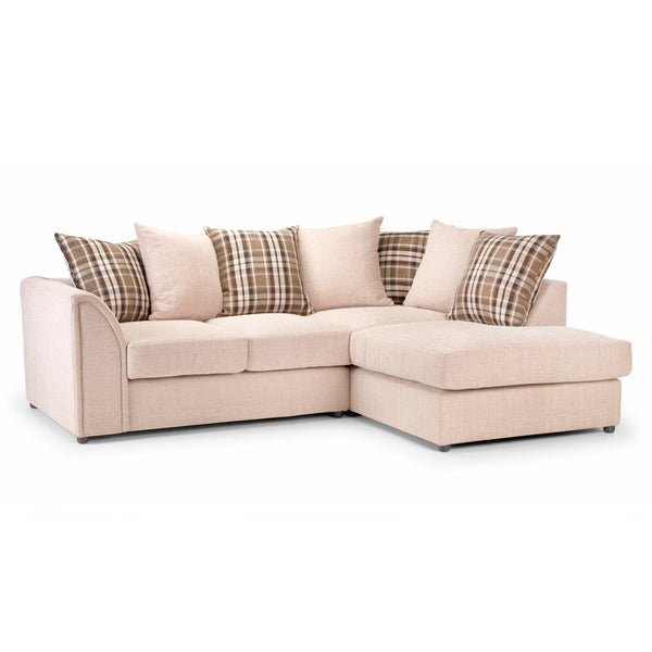 Sectional Couches Las Vegas Nv: Burns Right Hand Corner Sofa