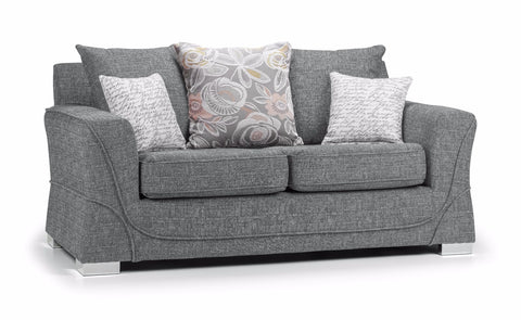 New York 2 Seater Pillow Back Sofa