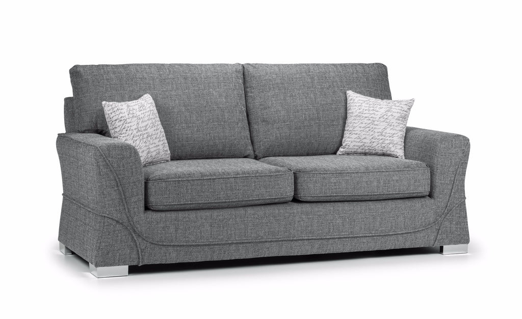 New York 3 Seater Formal Back Sofa Kc Sofas