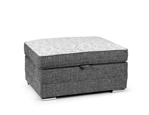 New York Storage Footstool